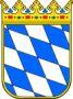 Kraj : Bavorsko - zemský znak - encyklopedie Wikipedia