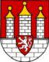 Obec : České Budějovice - městský znak - encyklopedie Wikipedia