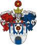 Obec : Český Krumlov - městský znak - encyklopedie Wikipedia