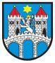 Obec : Most - městský znak - encyklopedie Wikipedia