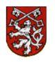 Obec : Prachatice - městský znak - encyklopedie Wikipedia