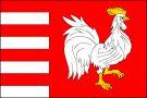 Obec : Bánov - vlajka - encyklopedie Wikipedia