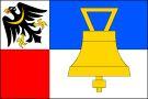 Obec : Bašť - vlajka - encyklopedie Wikipedia