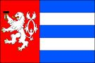 Obec : Bečov nad Teplou - vlajka - encyklopedie Wikipedia
