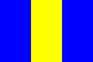Obec : Bechyně - vlajka - encyklopedie Wikipedia