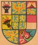 Jméno : Valdštejn, Albrecht Václav Eusebius - barevný erb - převzato: 'Vild Jaroslav; Hrady, zámky a kulturní památky středních Čech; 1971'