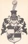 Rod : Lobkovicové (rod) - erb Lobkoviců v 16. st. - převzato: 'Genealogické a heraldické listy 4 (kresba Michal Cyrany)'