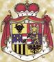 Rod : Lobkovicové (rod) - barevný erb knížat Lobkoviců - převzato: 'Genealogické a heraldické listy 4 (kresba Michal Cyrany)'