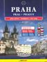 Název : Praha - plán města - vazba
