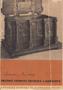 Název : Pražské cechovní truhlice a korouhve