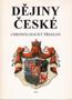 Název : Dějiny České - chronologický přehled