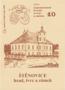 Název : Štěnovice, hrad, tvrz a zámek