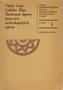 Název : Záchranné úpravy kovových archeologických nálezů