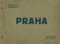 Název : Praha - umělecký almanach