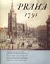 Název : Praha 1791 : Faksimile Hergetova plánu - přebal
