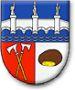 Obec : Bělá nad Radbuzou - městský znak - encyklopedie Wikipedia