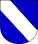 Obec : Bělá nad Svitavou - znak - encyklopedie Wikipedia