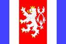 Obec : Bělá pod Bezdězem - vlajka - encyklopedie Wikipedia
