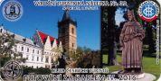 Obec : Nové Město - turistická nálepka - IV. 2016 (www.turisticke-znamky.cz)