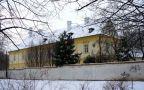 Zámek : Hodonín, nový zámek - pohled na zámek od severovýchodu - foto z 15. 1. 2009