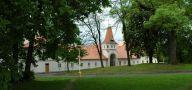 Zámek : Lysá nad Labem - klášter - foto z 15. 5. 2005