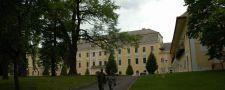 Zámek : Lysá nad Labem - pohled na zámek - foto z 15. 5. 2005