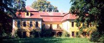 Zámek : Smolotely - pohled na zámek - foto z r. 1998