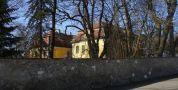 Zámek : Smolotely - pohled na zámek od jihovýchodu - foto z 18. 2. 2007