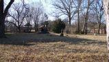 Zámek : Smolotely - pohled do zámeckého parku od východu - foto z 18. 2. 2007