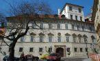 Palác : Bylandt-Rheidtovský palác - průčelí paláce - foto ze 14. 5. 2005