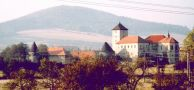 Hrad : Švihov - pohled na hrad - foto z r. 2004