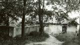 Letohrádek : Cibulka - areál letohrádku - foto z r. 1989