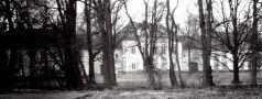 Zámek : Tochovice - pohled na zámek - foto z r. 1992