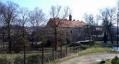Zámek : Zduchovice - pohled na zámek od severozápadu - foto z 21. 1. 2007