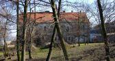 Zámek : Zduchovice - západní zámecké průčelí - foto z 21. 1. 2007