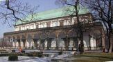 Objekt : Královský letohrádek - pohled z Královské zahrady - foto z r. 2003