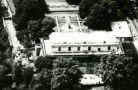 Objekt : Královský letohrádek - letecký pohled - foto z 80. let 20. století