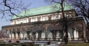 Objekt : Královský letohrádek - pohled z Královské zahrady - foto z poč. 21. st.