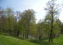 Zámek : Chotěboř - Dolní zámecký rybník - foto z 19. 4. 2014