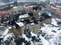 Hrad : Loket - letecký pohled na hrad od severu - foto z 26. 2. 2010