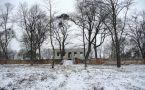 Letohrádek : Sedlec - pohled na letohrádek od východu - foto z 19. 12. 2009