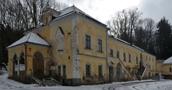 Zámek : Smilkov - pohled na zámek od severozápadu - foto ze 14. 2. 2018