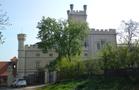 Zámek : Filipov - pohled na zámek od západu - foto z 19. 4. 2014
