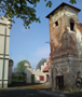 Zámek : Filipov - objekty přilehlého hospodářského dvora - foto z 19. 4. 2014