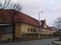 Zámek : Horoměřice - jižní křídlo dvora, pohled od západu - foto z 3. 2. 2018