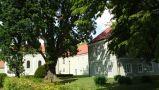 Zámek : Kladruby nad Labem - pohled na zámek od jihozápadu - foto z 9. 6. 2016
