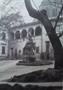 Palác : Biskupský dvůr - nádvoří paláce - převzato: Literární atlas Československý I. (foto z poč. 20. st.)