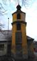 Zámek : Braník - nárožní věž, podled od severovýchodu - foto z 23. 1. 2018