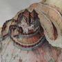 Hrad : Deštná - rekonstrukce hrádku z konce 14. st. - infopanel