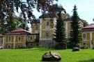 Zámek : Diana - pohled na zámek od severu - foto z let 2010-2017 (převzato: Martin Švejda)